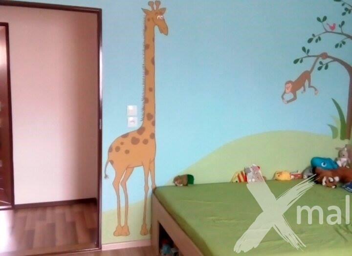 Malby do dětského pokoje