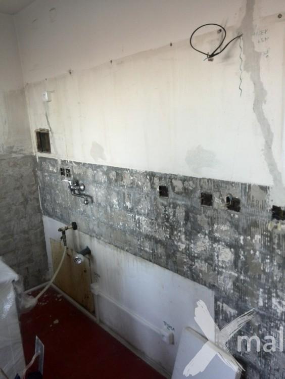 Kuchyňský kout před rekonstrukcí