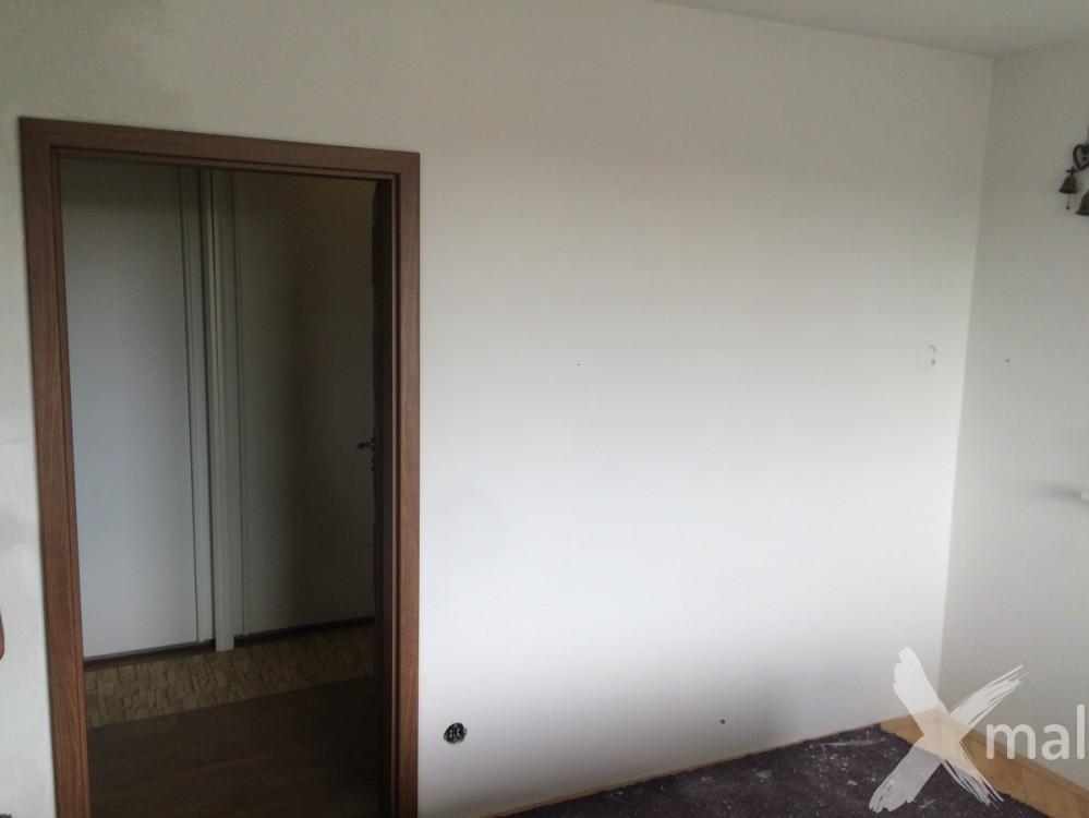 Příprava zdi před lepením vliesové tapety