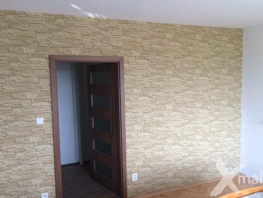 Vliesová tapeta do obývacího pokoje
