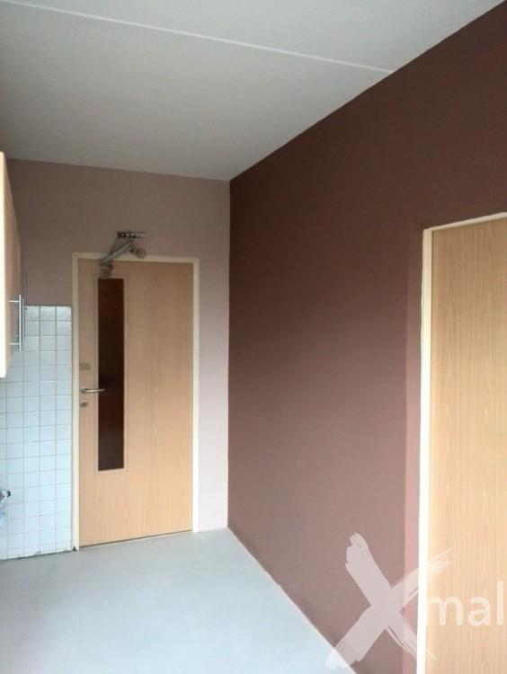 Rekonstrukce zdí kuchyně včetně malování