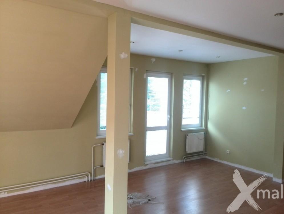 částečná rekonstrukce rodinného domu - horní patro č.1