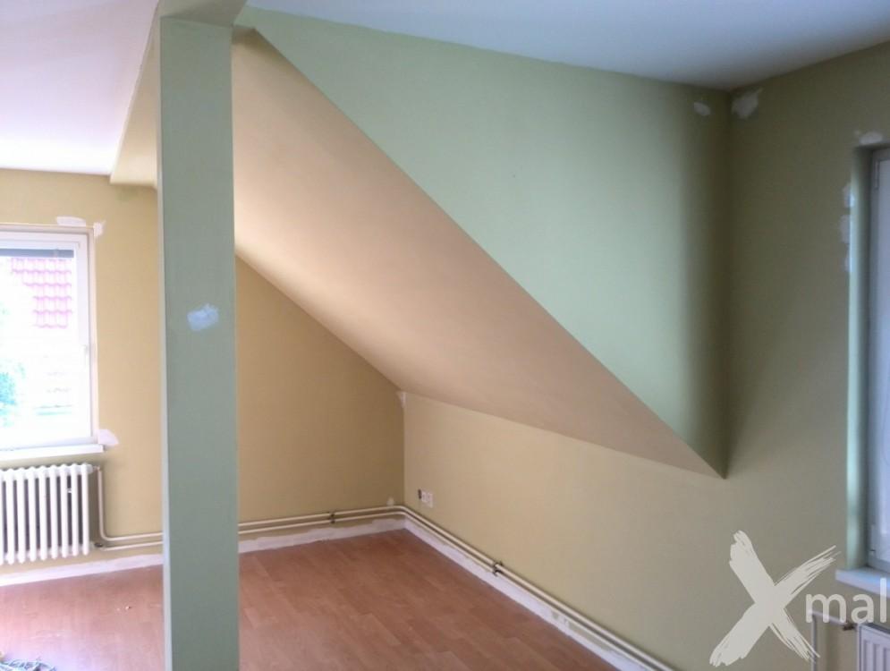 částečná rekonstrukce rodinného domu - horní patro č.2