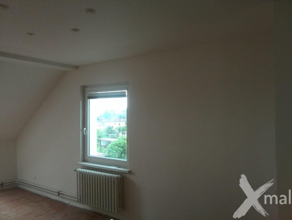 částečná rekonstrukce rodinného domu - horní patro č.11