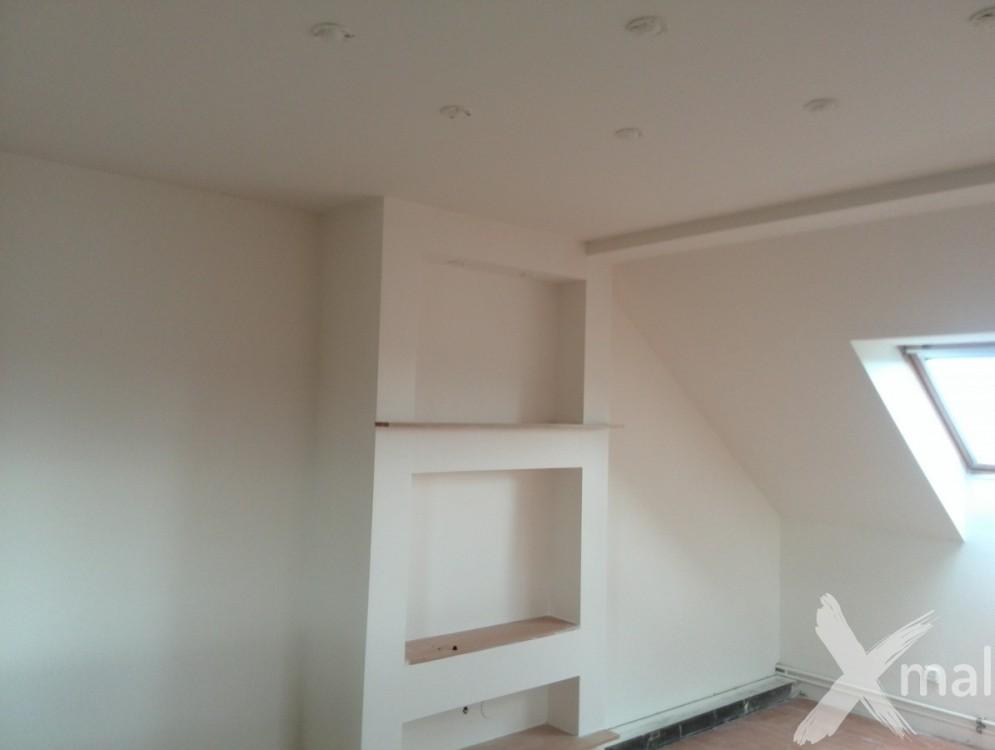 částečná rekonstrukce rodinného domu - horní patro č.10