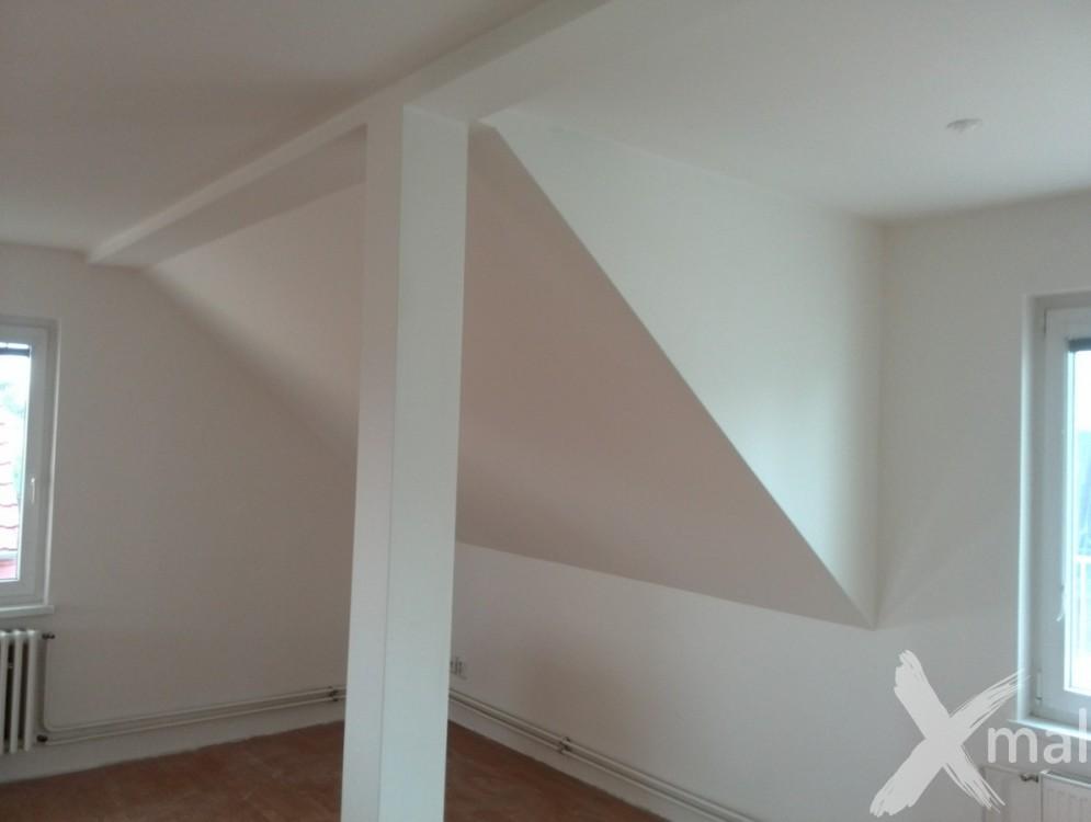 částečná rekonstrukce rodinného domu - horní patro č.9