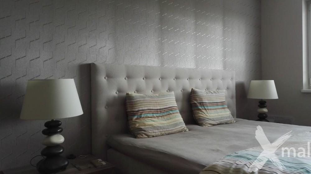 inspirace moderní ložnice
