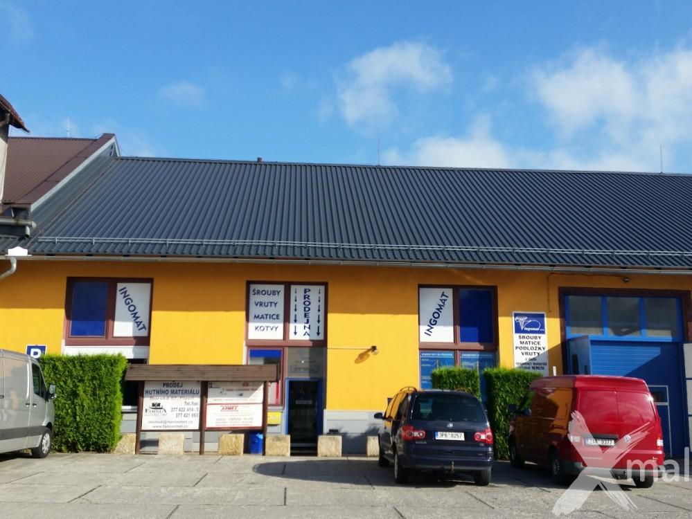 malování kanceláří a nátěr fasády
