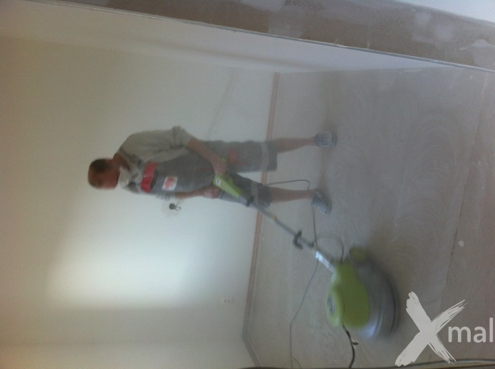 broušení podlahy