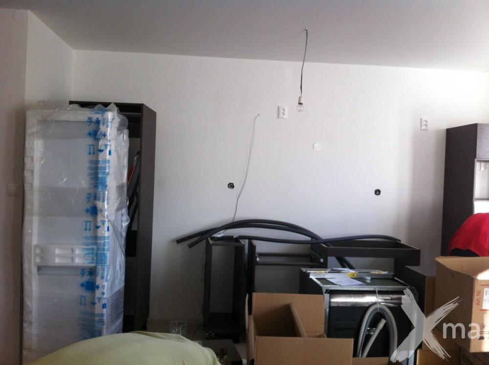 instalace kuchyně na míru 1