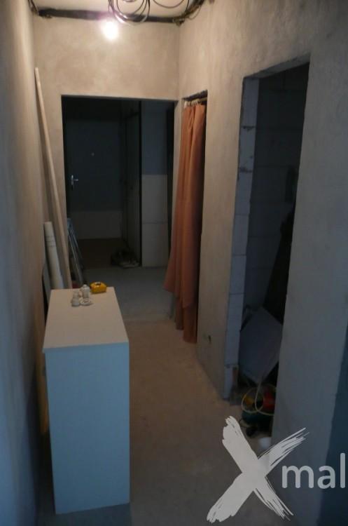 Rekonstrukce chodby v bytě
