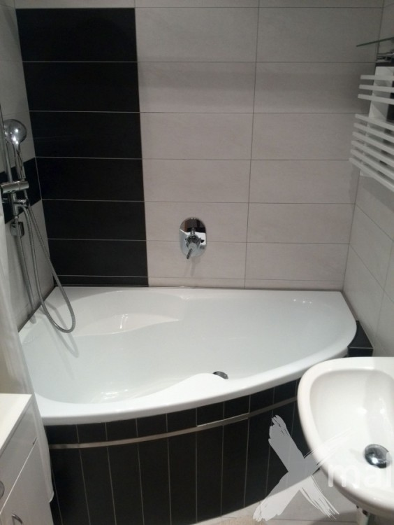 Rekonstrukce koupelny č.7