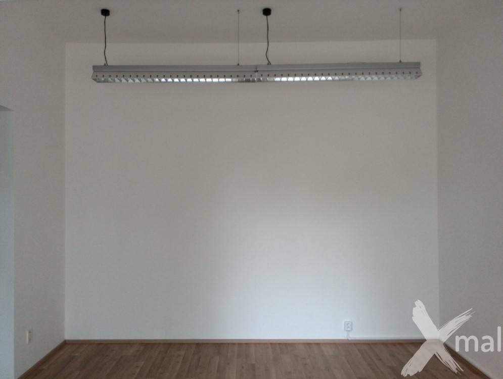 Malování kanceláře v Plzni