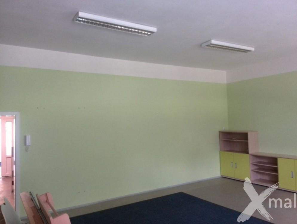 Třída po malování zdí 1