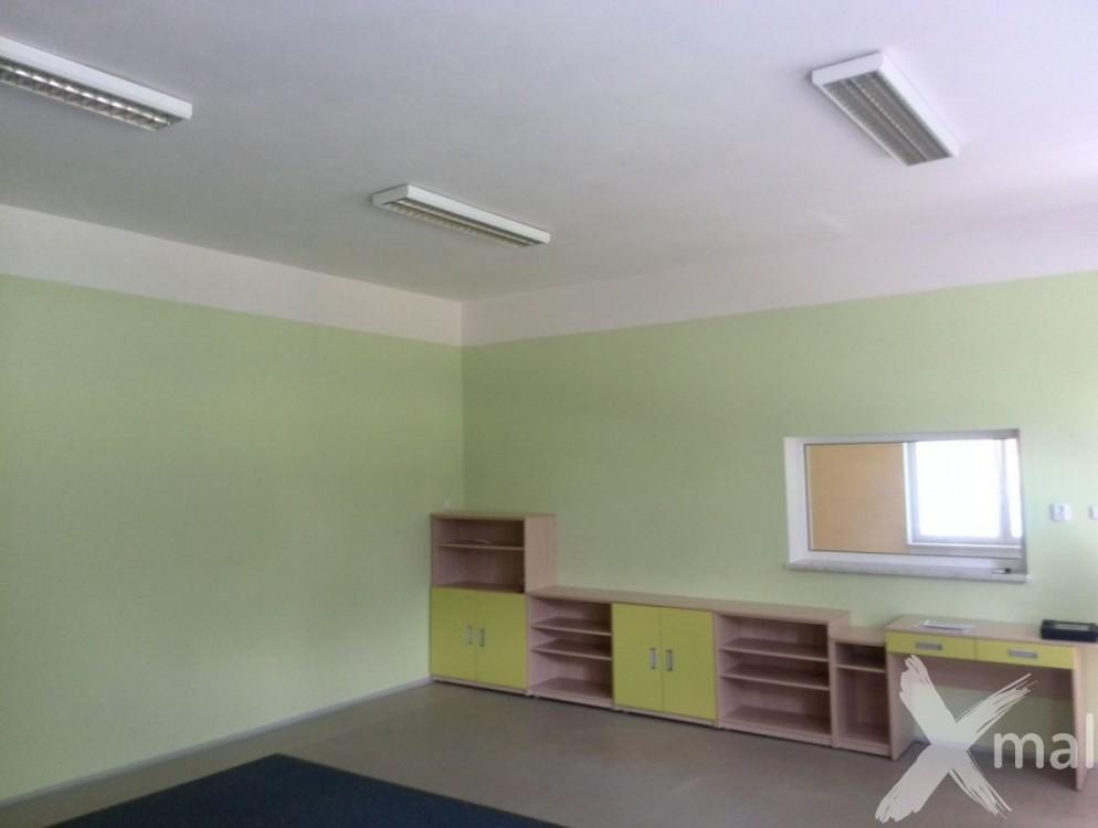 Třída po malování zdí 2