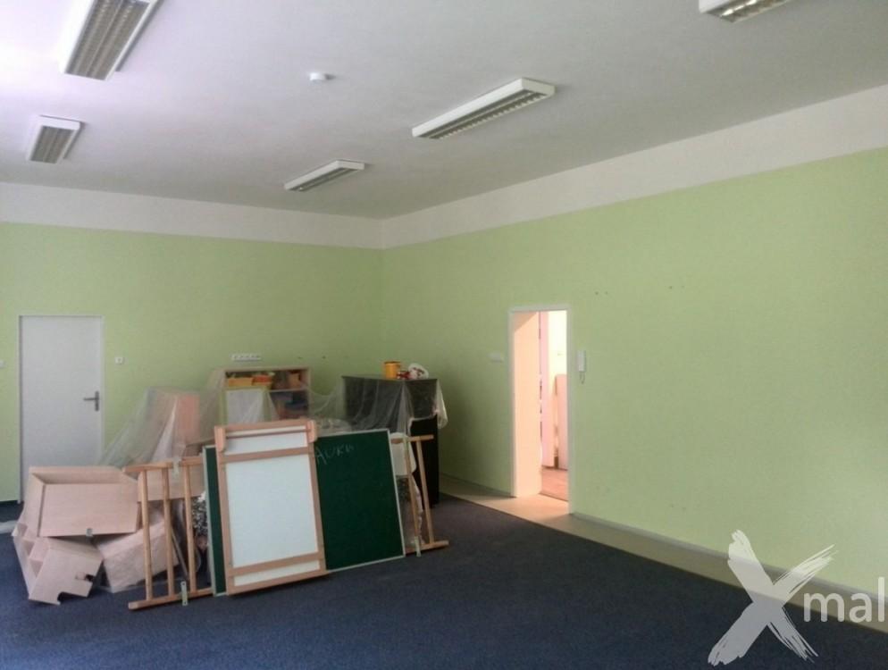 Třída po malování zdí 3