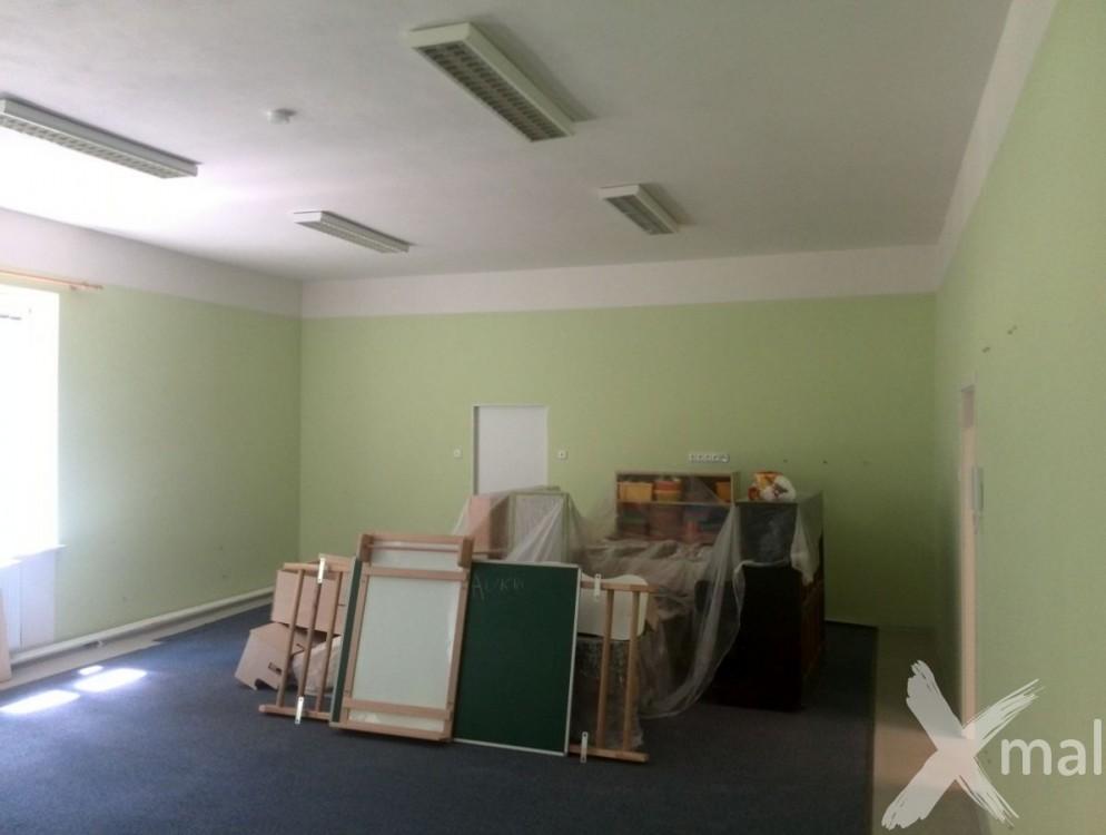 Třída po malování zdí 4