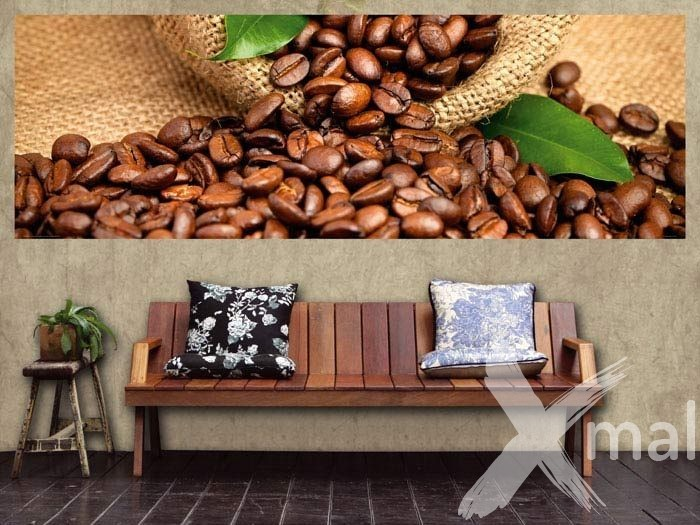 Fototapeta na zeď - kafe