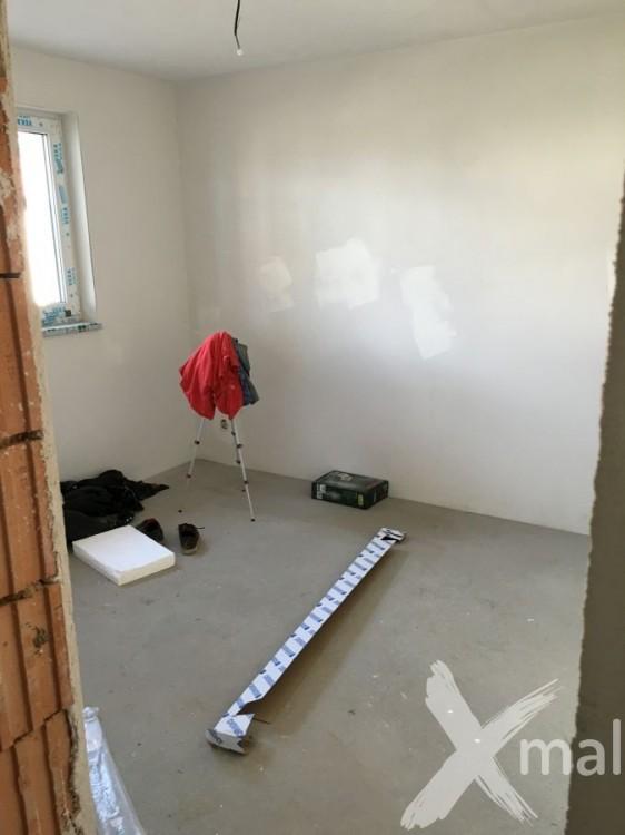 Malování technické místnosti