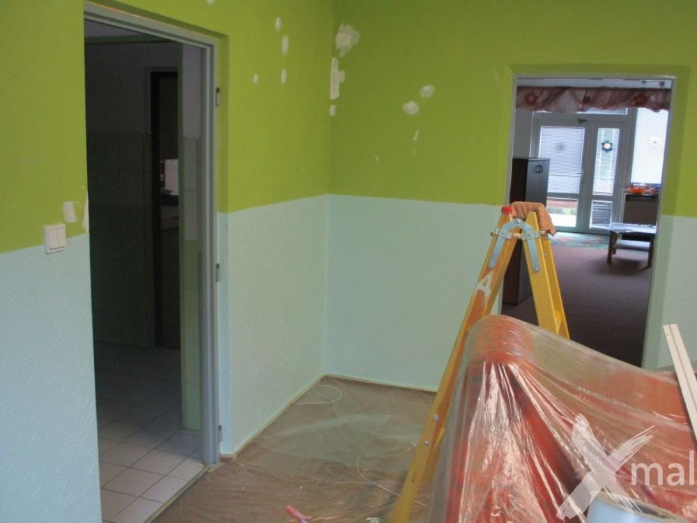 lokální opravy zdí 1