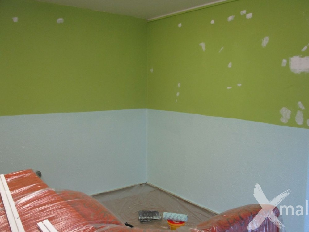 lokální opravy zdí 2