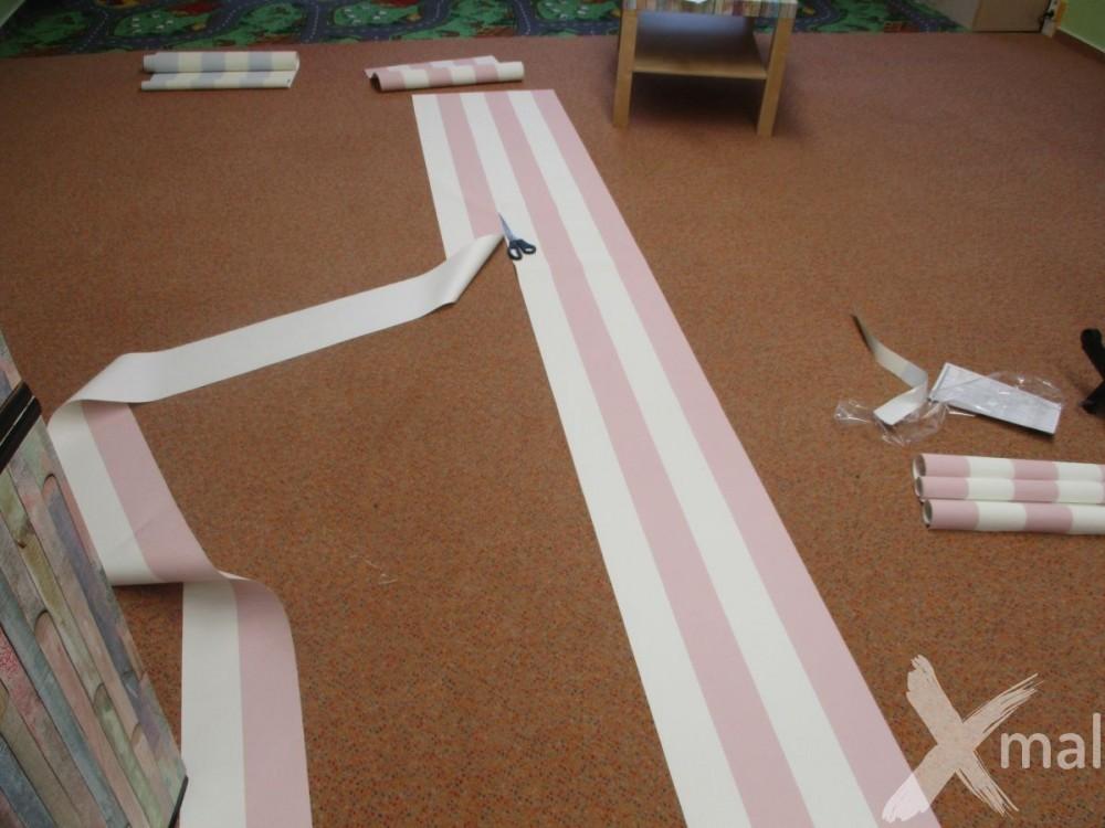příprava tapety 2