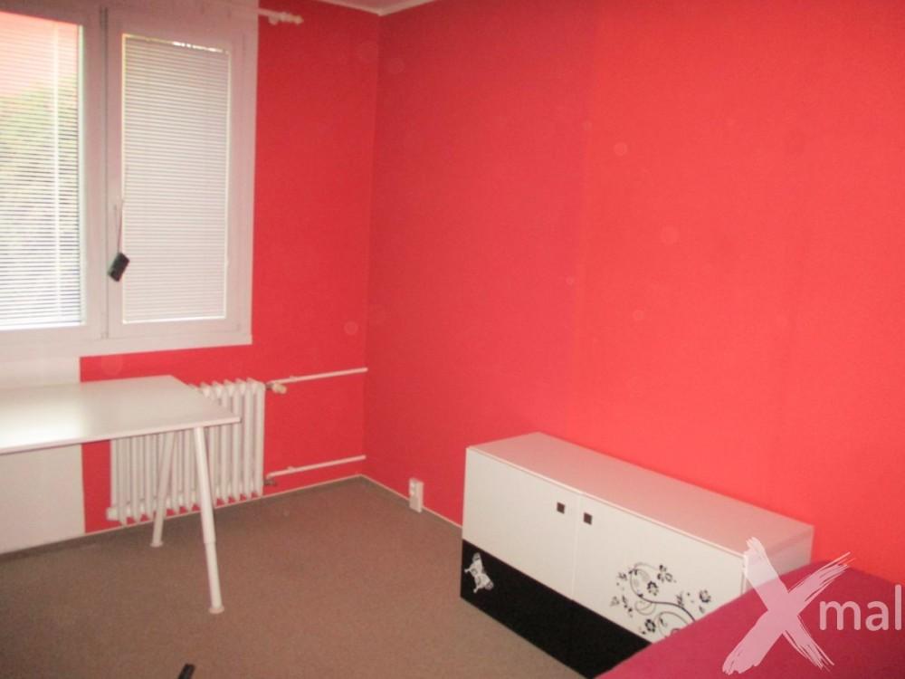 Malování dívčího pokoje - inspirace