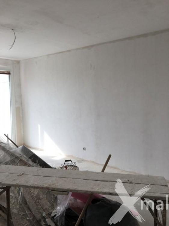 Zednické práce v bytě