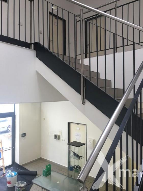 Malování schodiště MBtech