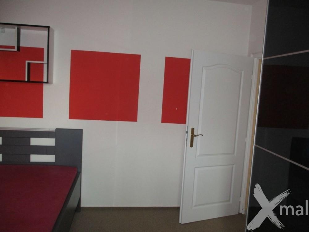 malování dětského pokoje pro dívku