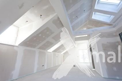 Sádrokartonové stropní konstrukce
