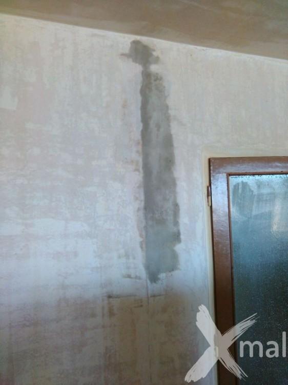 Příprava zdí před malováním