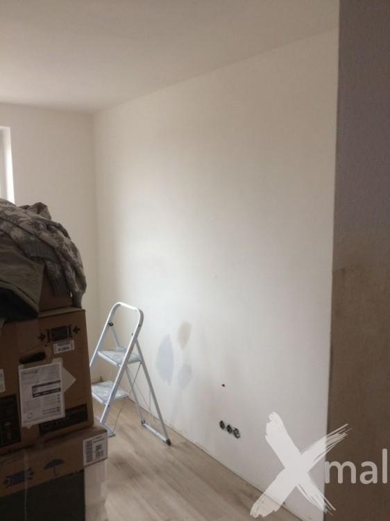 Příprava stěny před tapetováním