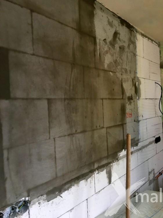Průběh rekonstrukce kuchyně