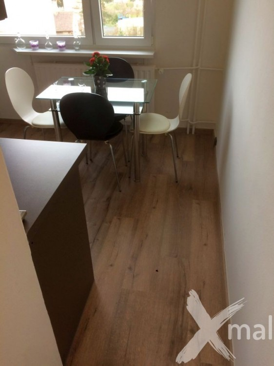 Plovoucí podlaha v kuchyni - inspirace