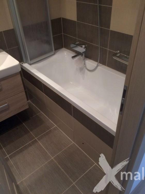 Rekonstrukce koupelny - inspirace