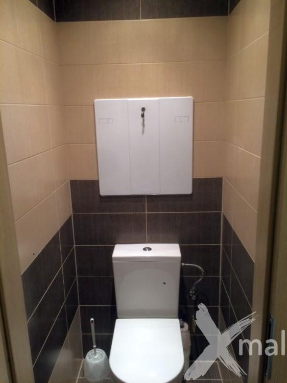 WC rekonstrukce v paneláku