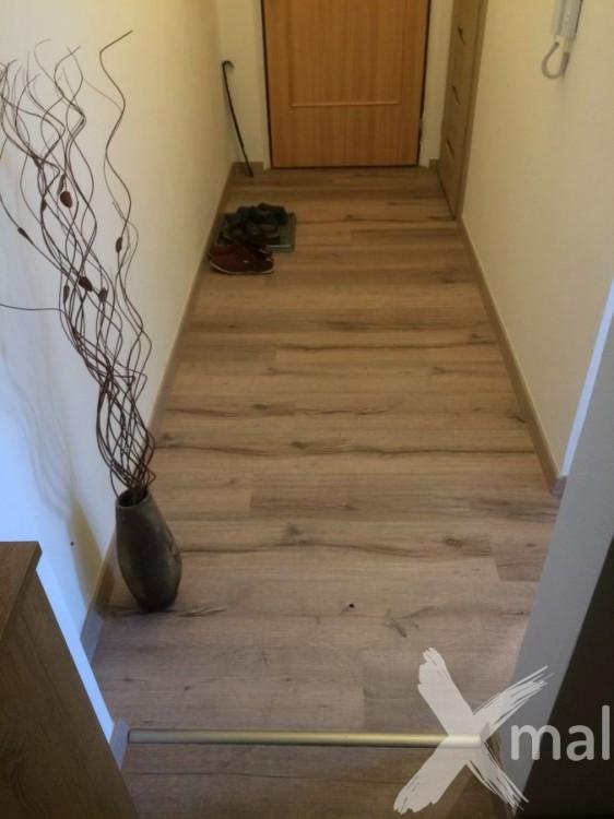 Rekonstrukce chodby v paneláku