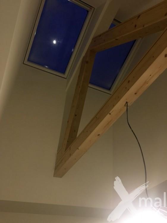 Malířské práce vysokých stropů
