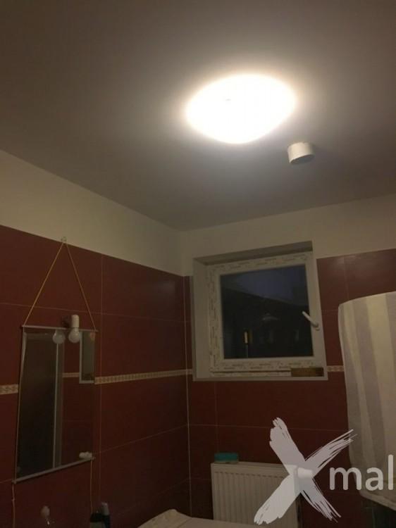 Malování koupelny