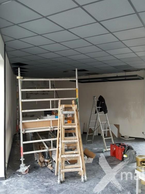 Rekonstrukce bistra čerpací stanice
