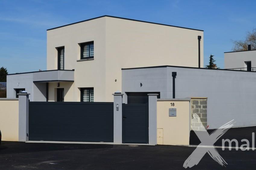 Moderní rodinný dům na klíč