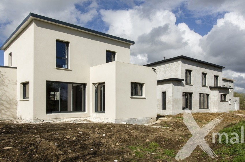 Moderní dům na klíč