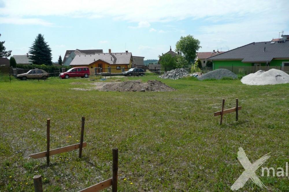 Vyměřování stavebního pozemku