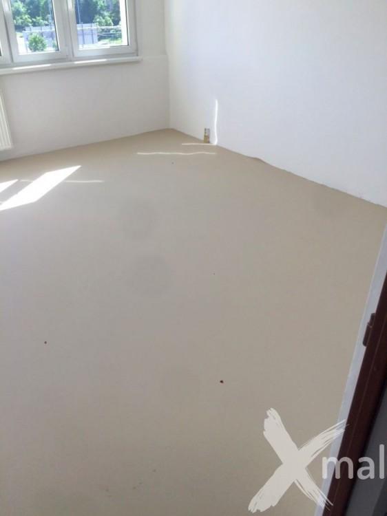Nivelace podlahy v bytě 2+1