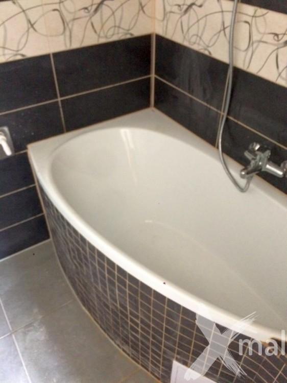 Rekonstrukce koupelny - obložení vany
