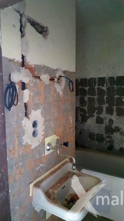 Rozvody elektroinstalace v koupelně