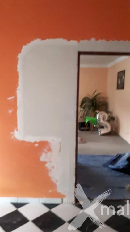 Stavební úpravy v bytě