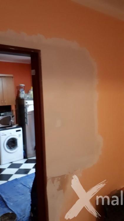 Stavební úpravy ze sádrokartonu v bytě