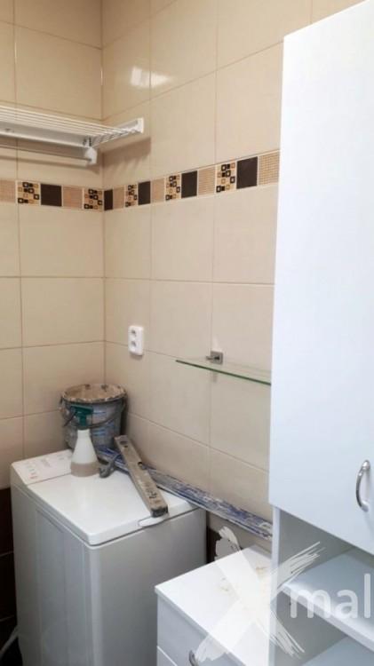 Rekonstrukce koupelny v Plzni